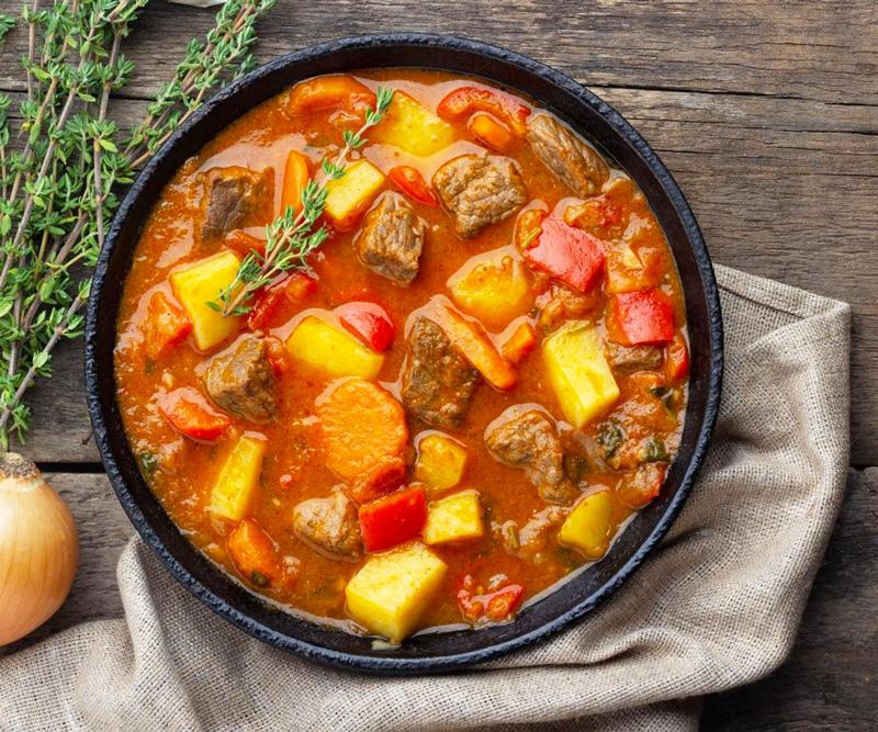 Bogracz – węgierska zupa