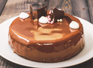 Ciasto czekoladowe (bez pieczenia)